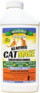 product image for Nature's Mace Cat Repellent - Liquid Spray & Concentrate (40oz Concentrate)