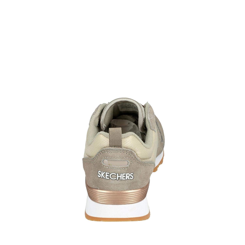 Skechers OG 85 Goldn Gurl Taupe Peau de Vache: