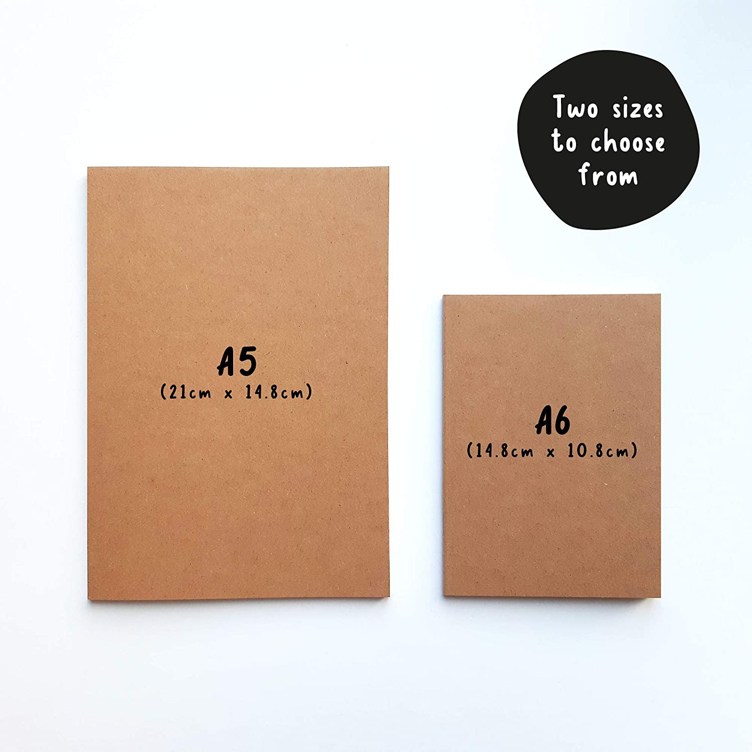 Personalised Motivational Quote Notebook Dream Believe Achieve
