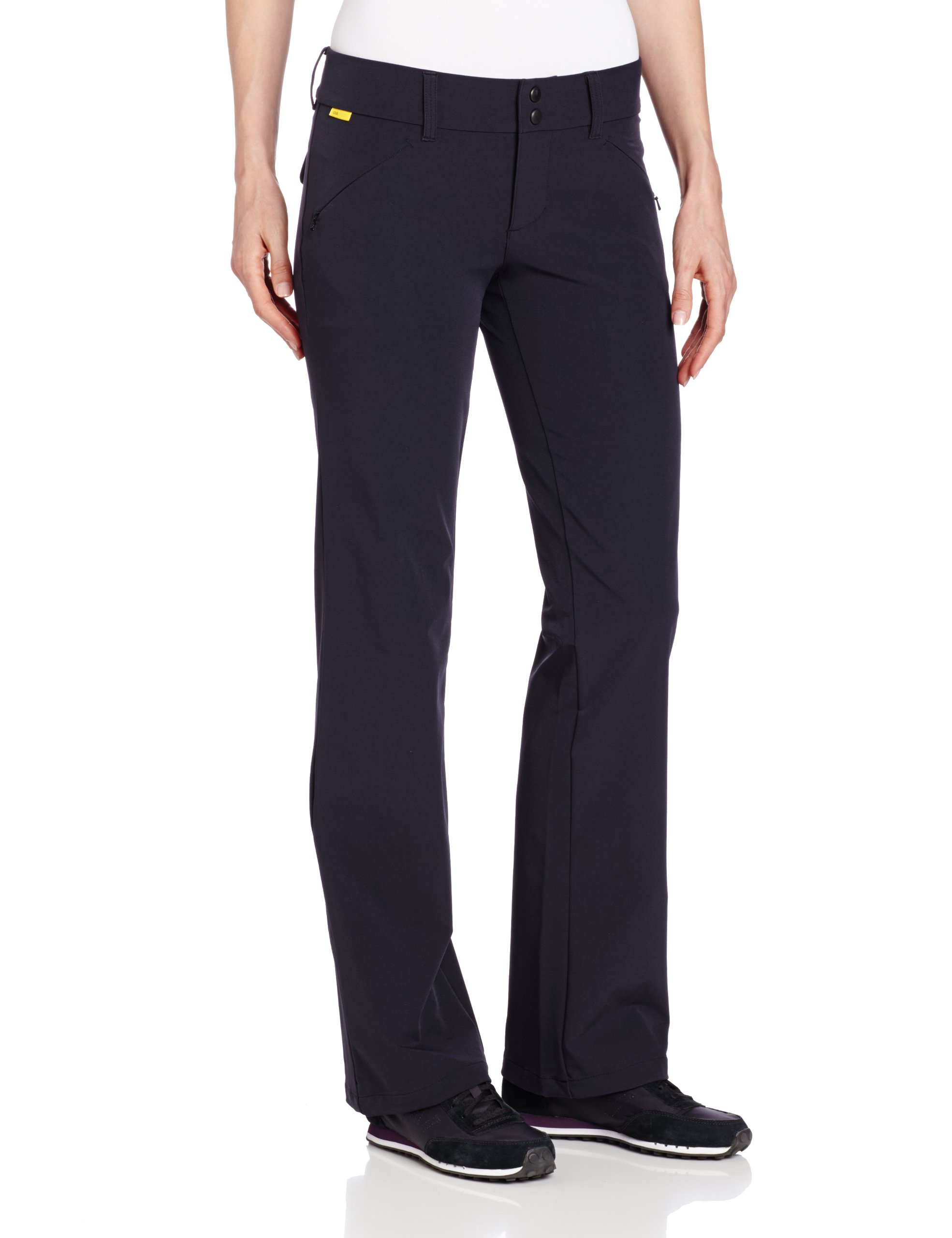 Lole Women's 33-Inch Travel Pant, Black, 6