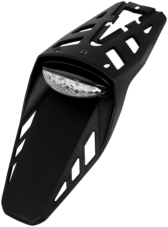 Acerbis Kennzeichenhalter LED Schwarz
