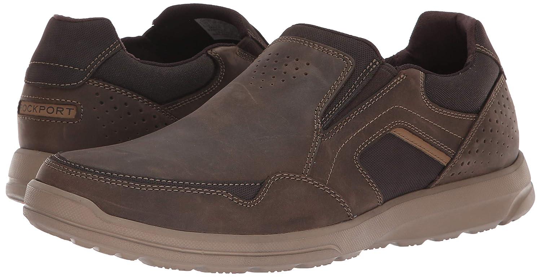 Rockport Mens Welker Casual Slip on Sneaker