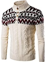 Jeansian Hommes Mode Manteau pull Cardigan Casual Men's Long Sleeve Wool Knitted Jumpers Pullover Sweater Winter Tops 88G5