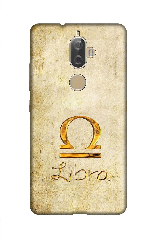 AMAN Libra 3D Back Cover for Lenovo K8 Plus: Amazon in