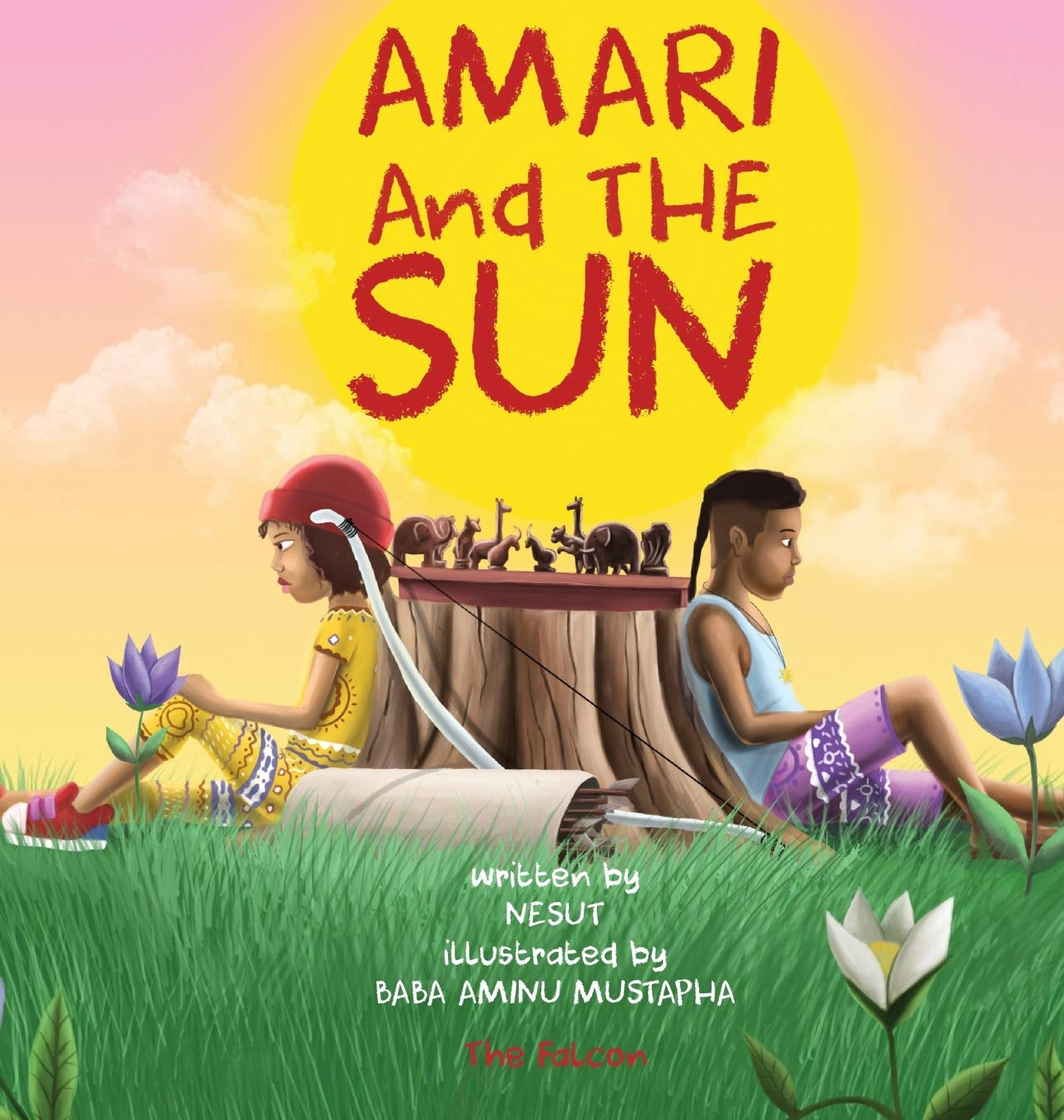 Amari and the Sun: The Falcon (1)