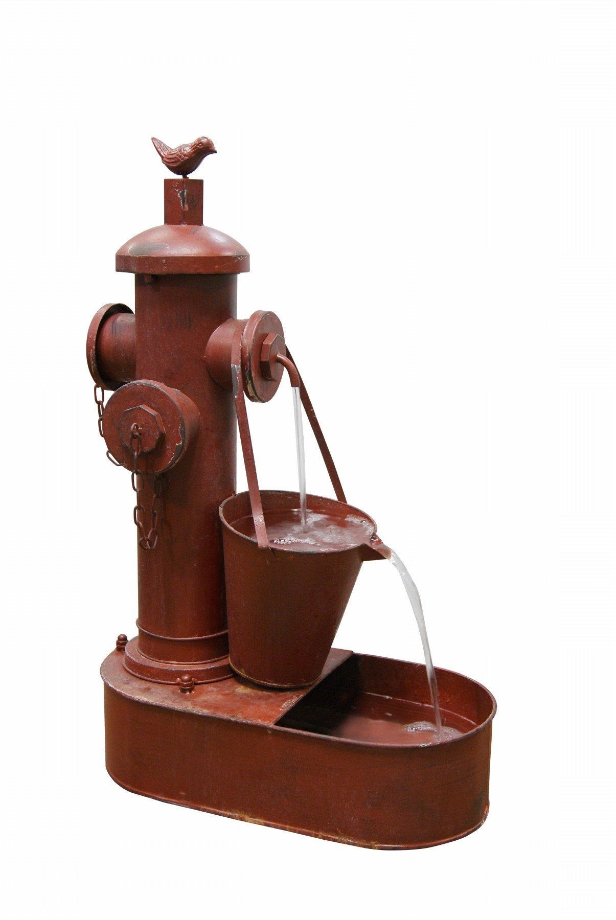 Alpine MAZ188 Tiering Fire Hydrant Fountain