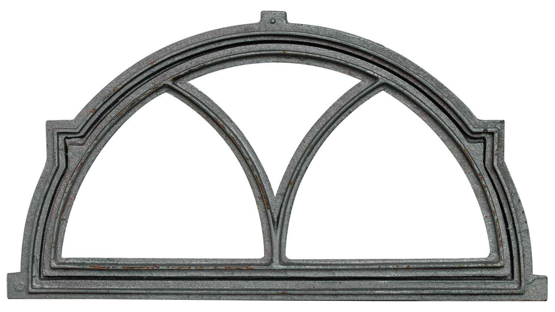 Fenster zum Ö ffnen Stallfenster Eisenfenster Klappfenster Eisen 70cm Antik-Stil aubaho