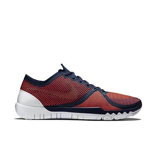 Nike Free Trainer 3.0 V4 Mens (13 D(M) US, Mid Navy
