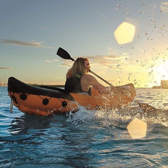 Bestway Hydro Force - Kayak hinchable con asientos hinchables ...
