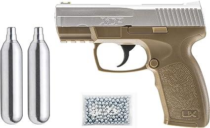 3 Pack Umarex Walther CPS CP Sport Co2 Airgun de Rechange 8 Shot .177 magazines