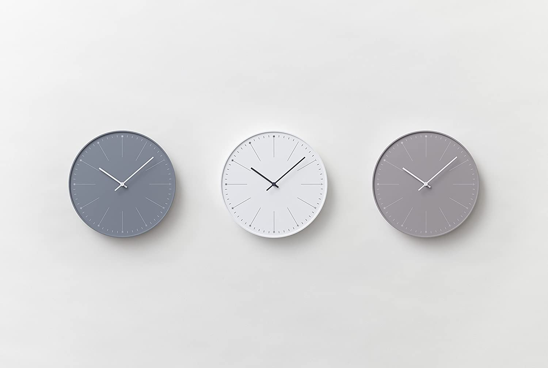 Ultra Minimalist Dandelion Wall Clock Comes in Three Subtle Colors