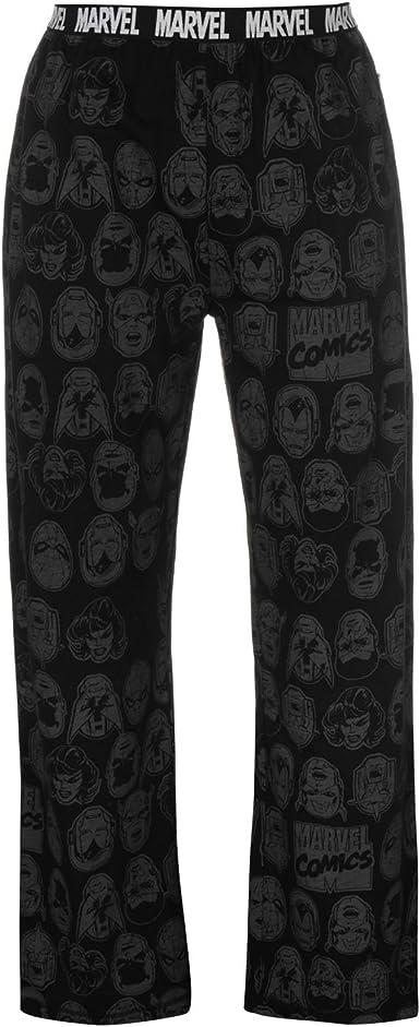 Pantalones largos de pijama para hombre y niño, diseño de personajes de cómic y dibujos animados, tallas S a XL