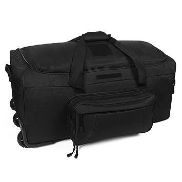 Amazon.com: XWLSPORT - Bolsa de transporte militar con ...