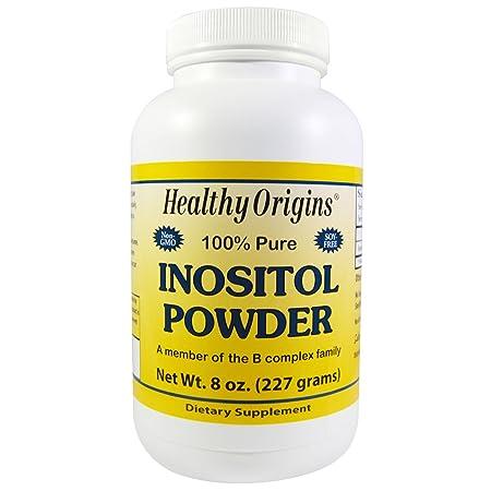 Healthy Origins, Inositol Powder, 8 oz (227g)