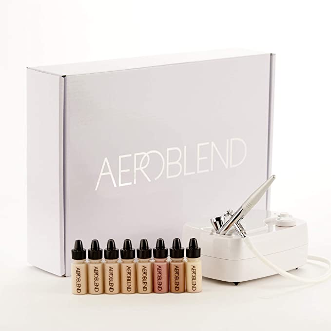 Best Airbrush Makeup Review