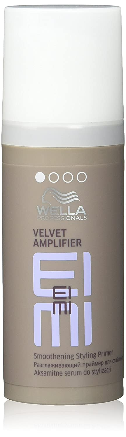 Wella Professionals Eimi Velvet Amplifier - Spray para Alisado, 50 ml 4084500585065
