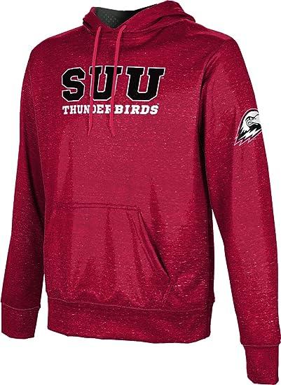 Heather School Spirit Sweatshirt ProSphere Southern Utah University Mens Pullover Hoodie