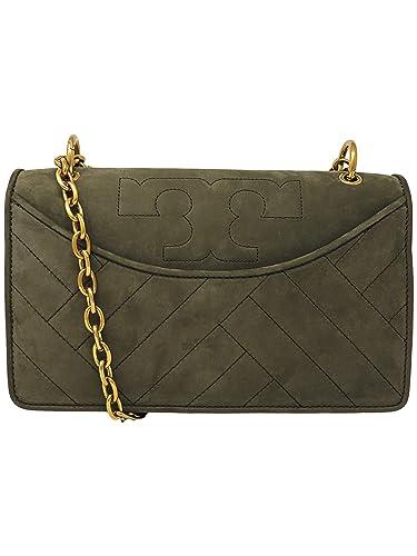 320003ae85db Amazon.com  Tory Burch Alexa Ladies Medium Suede Shoulder Bag 41486312  Tory  Burch  Clothing