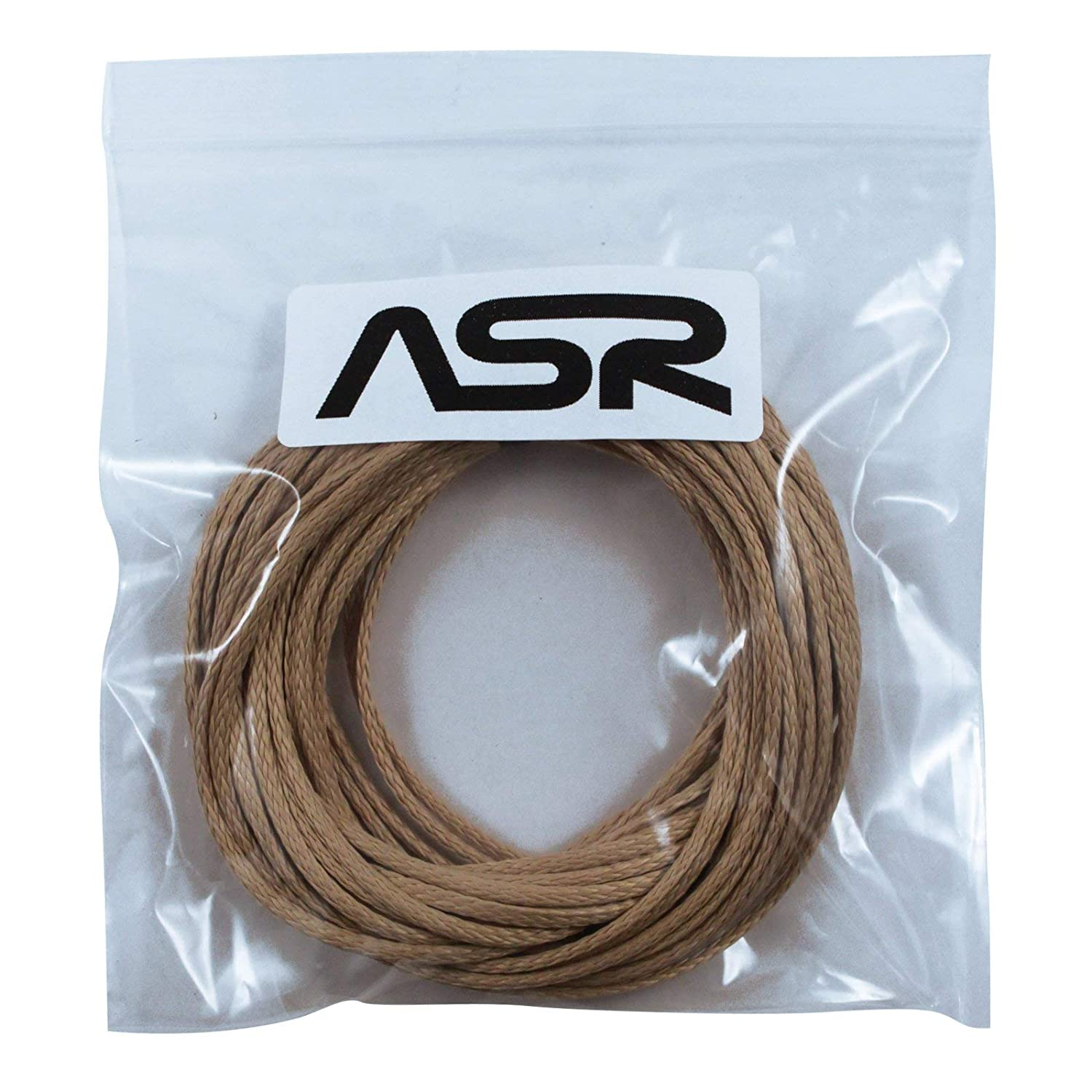 Shomer-Tec Ultimate Nine-Fifty Technora Composite Survival Cord Rope 40 ft, 950lbs Breaking Strength ASR Tactical 950-40