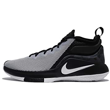 417164170a6 Image Unavailable. Image not available for. Color  Nike Lebron Witness II EP   AA3820-011  Men Basketball Shoes Black White