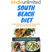 SOUTH BEACH DIET: Loose Weight And Get Healthy The South Beach Way