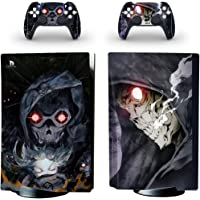 Sowrd art Online Skin Sticker Decal for playstation5 PS5 Disk Edition Console and 2 Skin Controllers