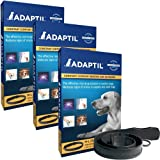 3 Pack ADAPTIL (D.A.P.) Collar for Medium Large Dogs