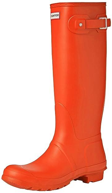 grande vendita risparmi fantastici bambino Hunter Womens Org Tall, Stivali di Gomma Donna
