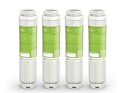 4 x (cuatro) Seltino SBH-ultra Servicio ver.-nevera filtro de agua ...