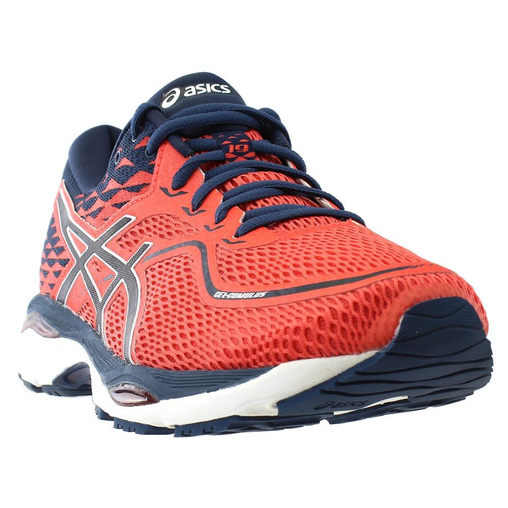 ASICS Men's Gel-Cumulus 19 Running Shoe B0719HYGRS 12 D US|Coralicious/Dark Blue/Dark Blue