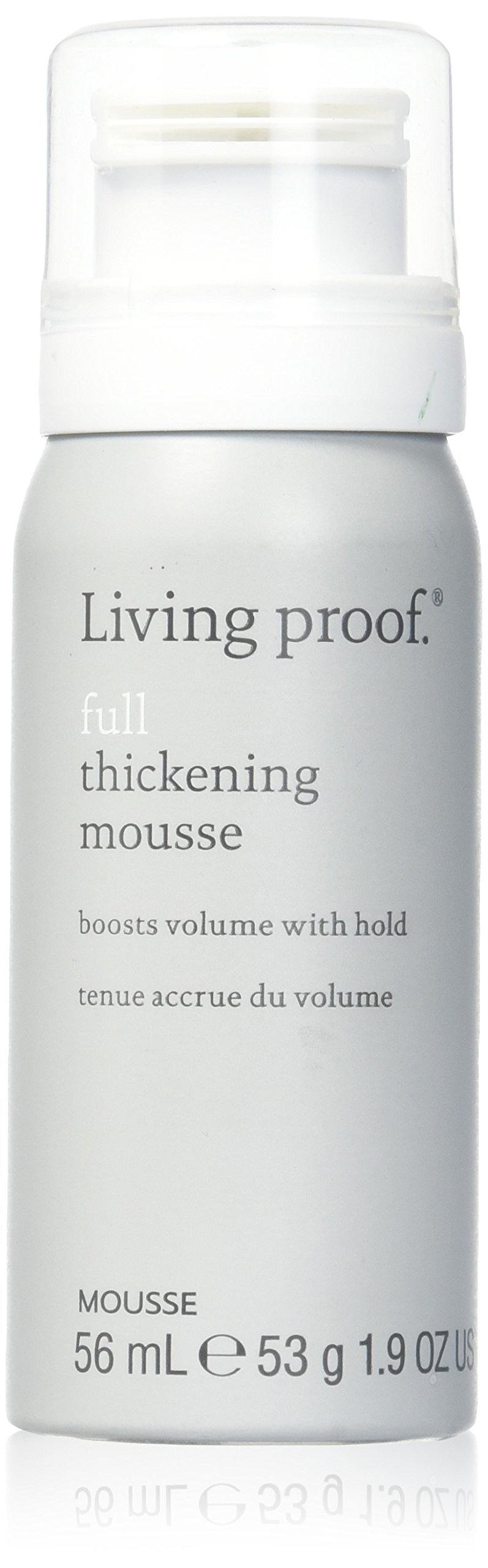 Living Proof Full Thickening Mousse, Travel