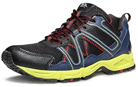54c26a83ffab8 TSLA TF-T320-NVL_Men 8 D(M) Men's All-Terrain Trail Running Shoes ...