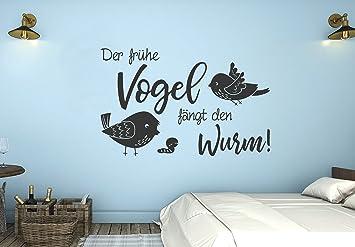 tjapalo® s-pkm335 Wandtattoo Wohnzimmer modern Schlafzimmer ...