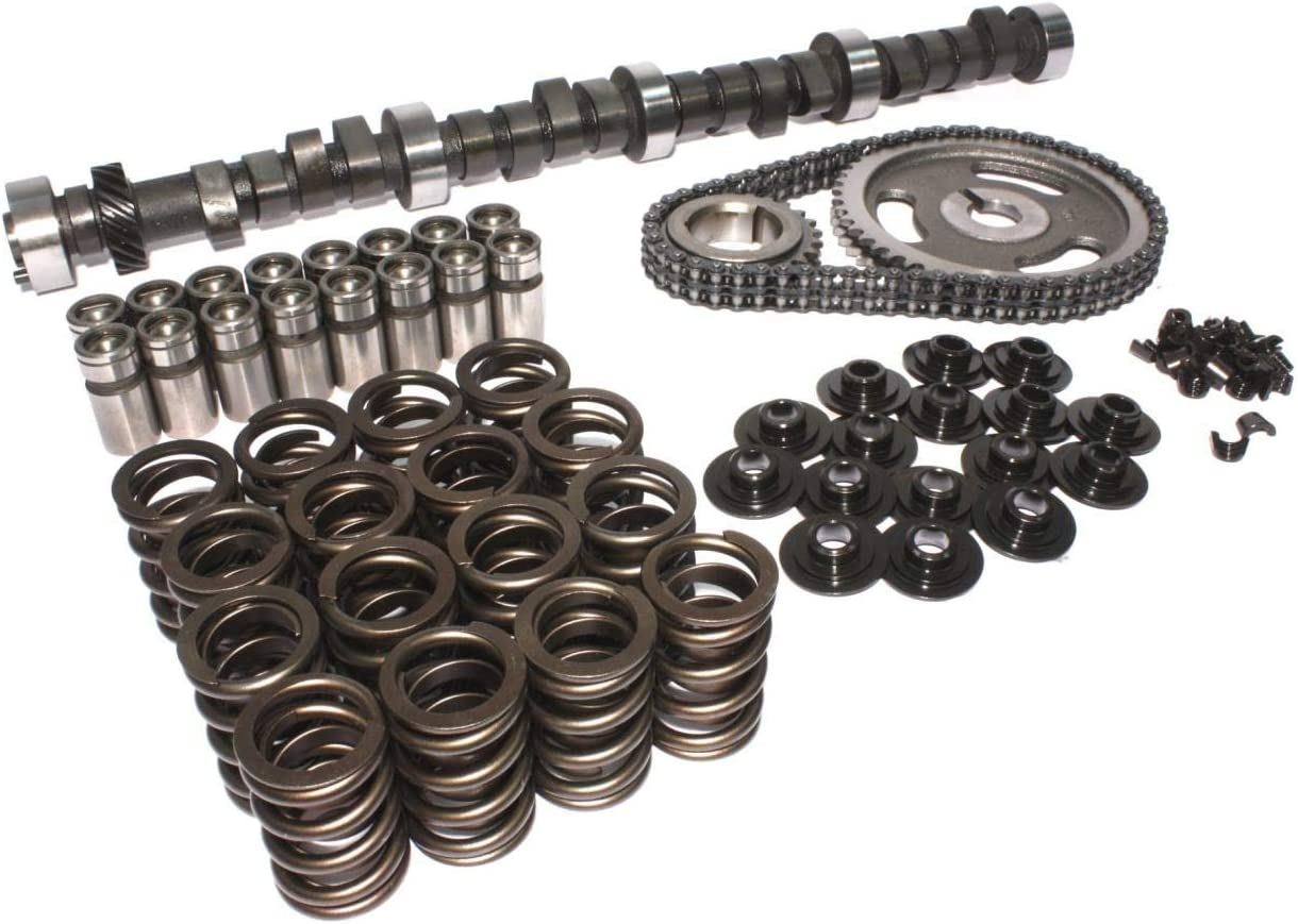 COMP Cams CL31-215-2 High Energy 206//206 Hydraulic Flat Cam and Lifter Kit for Ford 221-302