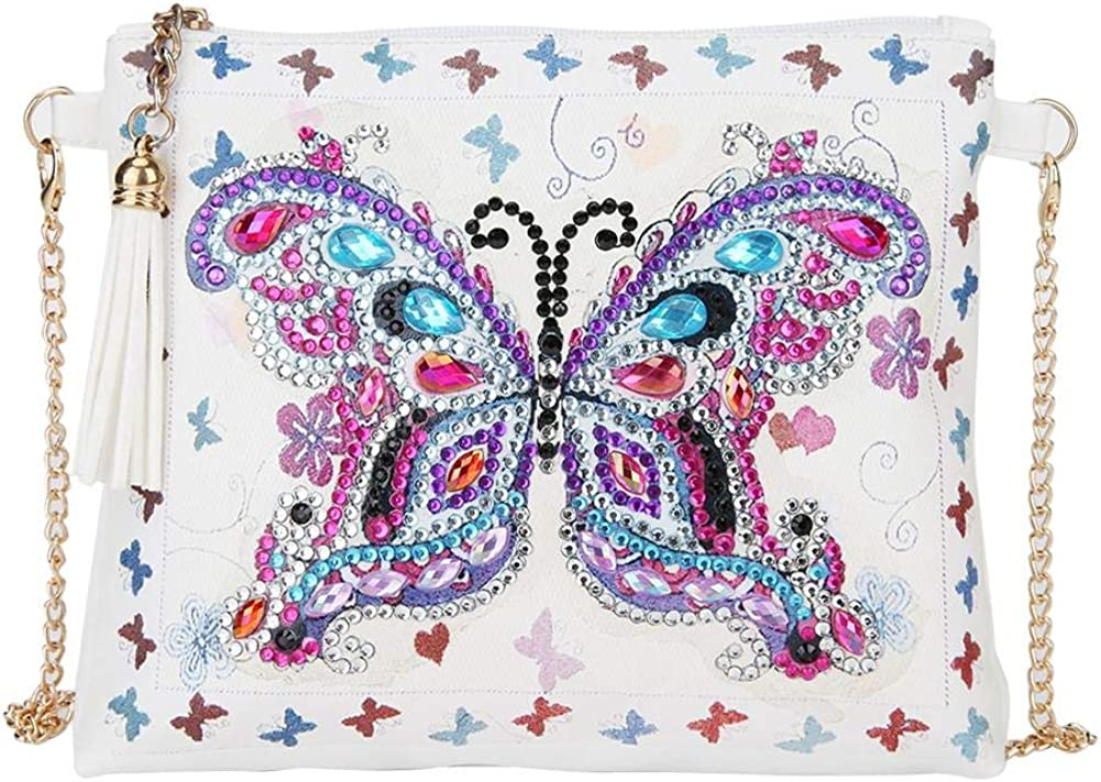Assorted Design Butterfly Coin Purses