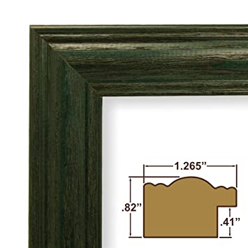 Amazon.com - 17x20 Picture / Poster Frame, Wood Grain Finish, 1.265 ...