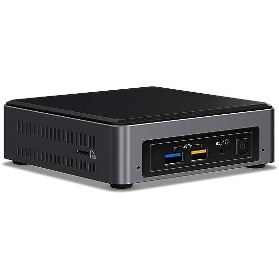 Intel NUC BOXNUC7I7BNKQ - Ordenador Mini PC (Intel Core i7-7567U, 16 GB DDR4 RAM Pre-instalada, 512 GB SSD, Intel Iris Plus Graphics 650, Windows 10): ...