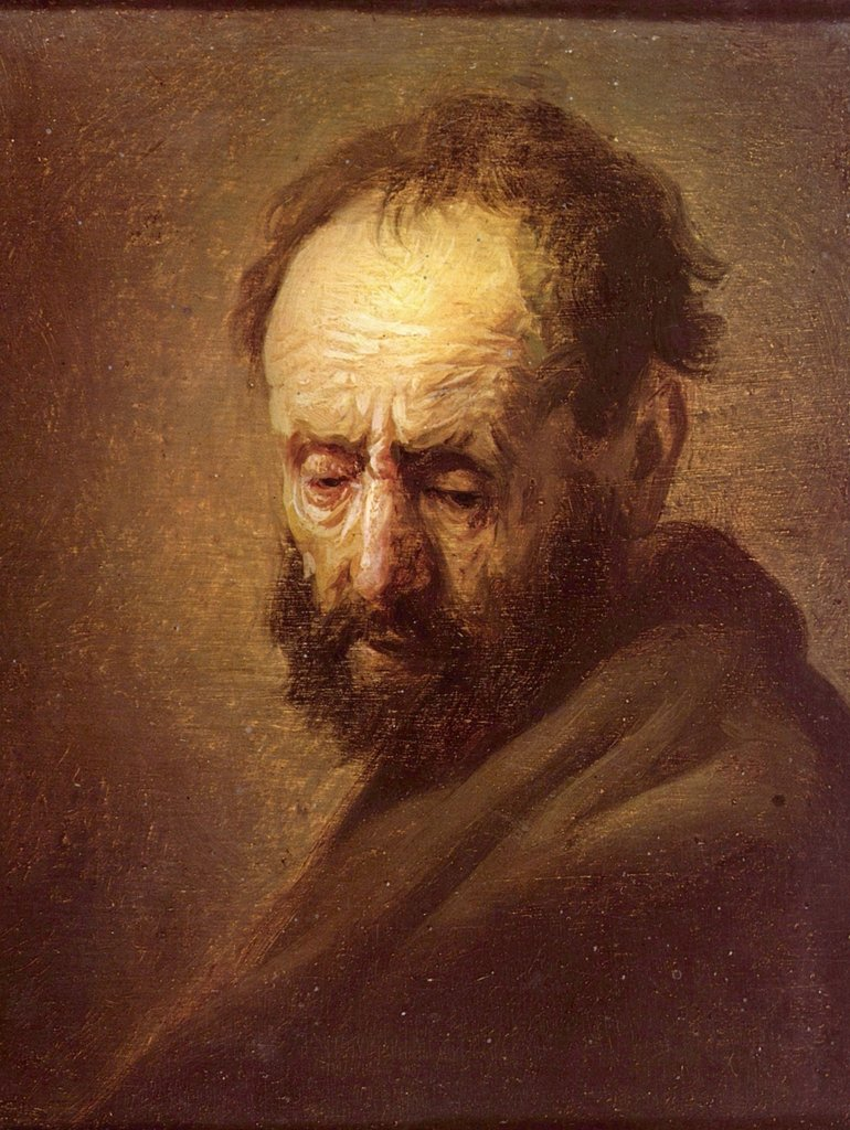 Lais Puzzle Rembrandt Harmensz. Van Rijn - Capo di Un Uomo 2000 Pezzi