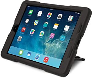 Kensington Black Belt 2nd Degree Rugged Case for iPad Air (K97065US)