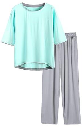 1b499fd9066a Latuza Women s Half Sleeve Pajama Set at Amazon Women s Clothing store