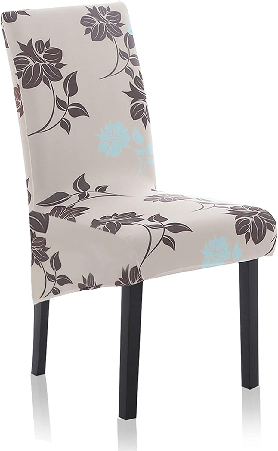 Stretch Dining Chair Slipcovers, XL/Oversized Removable Washable Soft  Spandex Extra Large Dining Room Chair Covers for Kitchen Hotel Table  Banquet