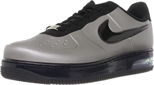 | Nike Air Force 1 Foamposite Pro Low Pewter
