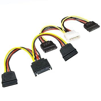 Semoic Kit de Conexión de Unidad de Disco Duro SSD/SATA (1X Cable ...