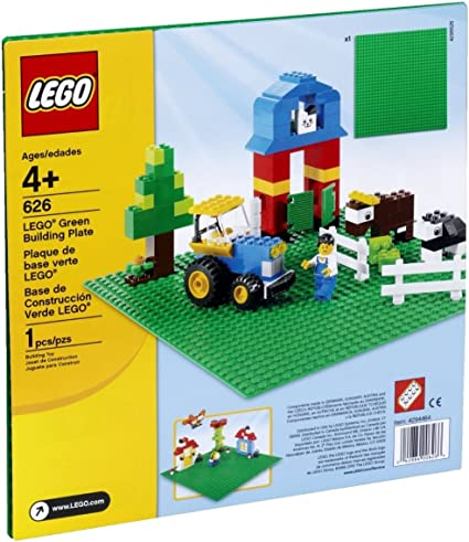 10x10 NEW! Lego Classic Base Plate Great For Building Legos On!