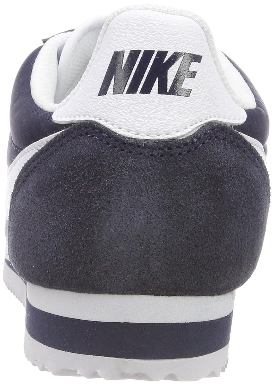 NIKE Wmns Classic Cortez Nylon, Nylon, Nylon, Scarpe da Corsa Donna Blu Obsidian/White) f819a1