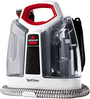 BISSELL SpotClean Limpiador de manchas, Máquina quita-manchas permanentes, 330 W