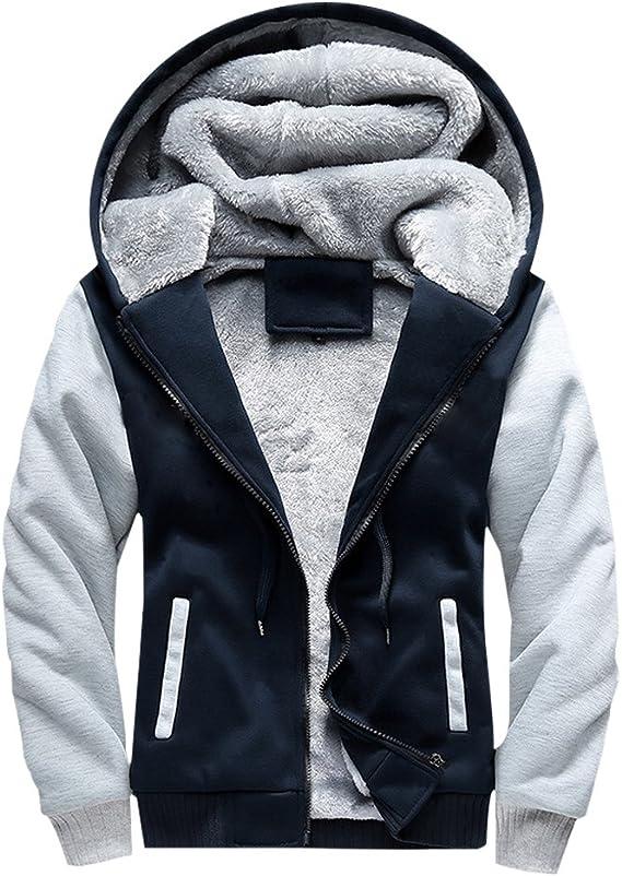 hoodie chaud homme