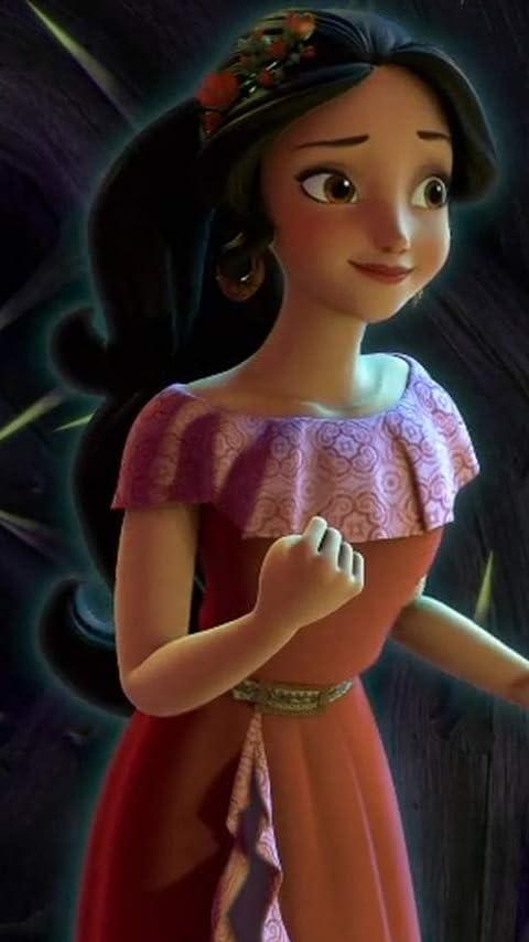 ディズニー 『アバローのプリンセス エレナ』エレナ XFVGA(480×854)壁紙画像