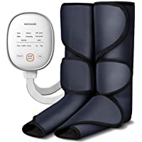 SIKEMAY Leg Air Compression Massager and Relaxation With 6 Modes 3 Intensities