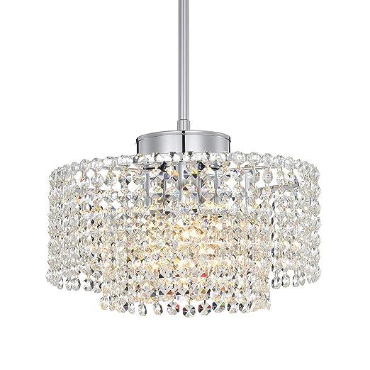 Amazon.com: Lámpara de techo con 3 lámparas de techo, diseño ...